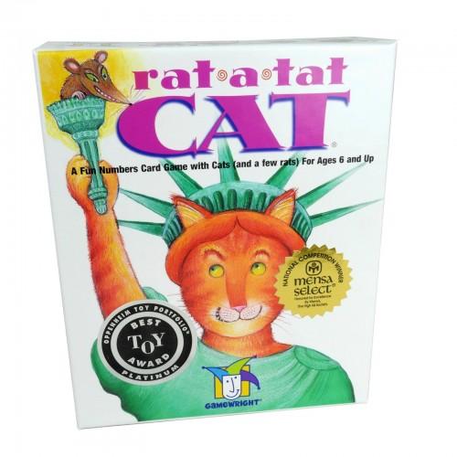 how to play rat a tat cat