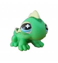 HASBRO - Littlest Pet Shop Lguana Blue Eyes #651