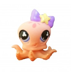 HASBRO - Littlest Pet Shop Octopus Blue Eyes #513
